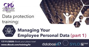 Managing Your Employee Personal Data